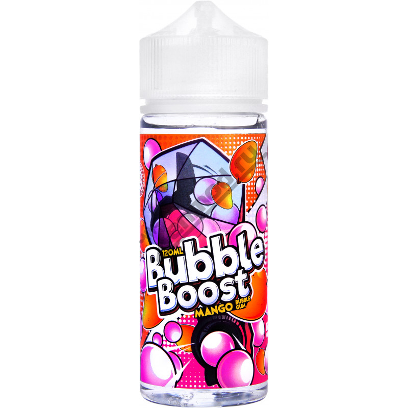 CC BUBBLE BOOST - Mango 120мл