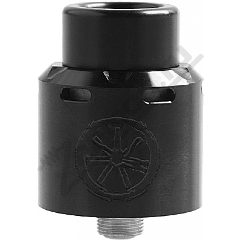 asMODus .Blank RDA 24mm Top Air Flow Black